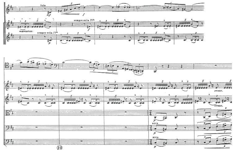 Impassioned Dream (Cello Part)